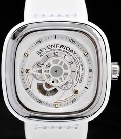 Seven Friday P1/2 Watch | Free Worldwide Shipping from Watchismo