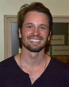 Tyler Ritter (looks just like his father, John Ritter)