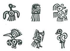 pictogramas precolombinos - Buscar con Google