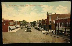 Cherryvale, KS.  My hometown.  <3