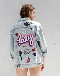 Lazy Oaf My Collection Jacket