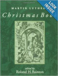 Martin Luther's Christmas Book: Martin Luther