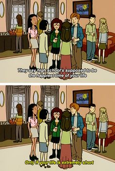 Truth from Daria