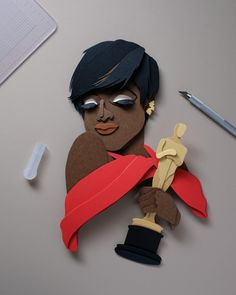 Creative paper artwork by John Ed De Vera Kirigami, 3d Paper Art, Paper Artwork, Paper Crafts, Paper Illustration, Illustrations, Willy Wonka, Paper Cutting, Cut Paper