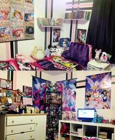 Otaku room can i please have this future house for Anime zimmer deko