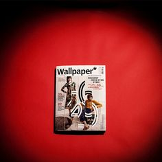 Thomas Heatherwick designs articulated magazine cover for Wallpaper's 20th anniversary