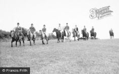 Llanrhaeadr Ym Mochnant, Pony Trekking Part of The Francis Frith Collection of historic and nostalgic photos of Britain, free to browse online today. Photo Upload, Trekking, Britain, Pony, History, Sports, Photos, Free, Collection