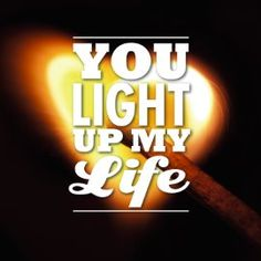 """You light up my life""  #hallmark #hallmarknl #liefde #love #valentijn #light #life"