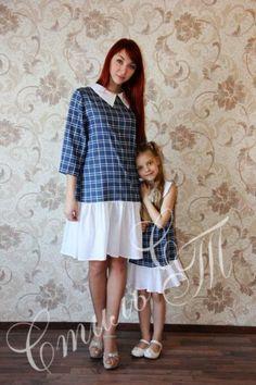 Комплект для мамы и дочки «Мода»
