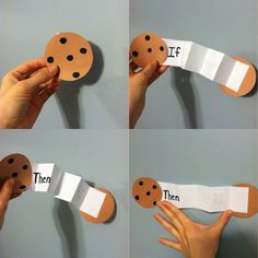 If You Give a Mouse a Cookie activity on cause and effect. :)