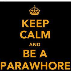 Paramore! Parawhore forever!