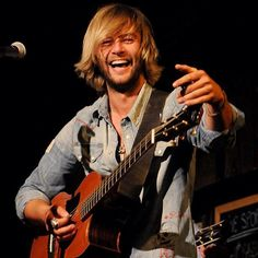No better smile than Keith Harkin's!!!