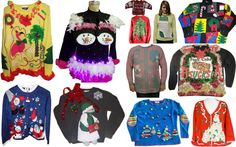 christmas - Even uglier Christmas sweaters