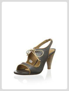 J Shoes , Damen Sandalen schwarz schwarz, schwarz - schwarz - Größe: 36.5 - Sandalen für frauen (*Partner-Link)