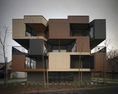 Gallery of Tetris Apartments / OFIS arhitekti - 12