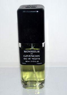 Monsieur De Givenchy Eau De Toilette - QuirkyFinds.com