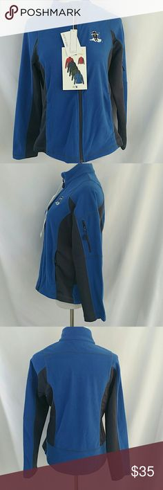 North End Textured Fleece Jacket Anonymous Logo North End Jacket with Anonymous Logo North End Jackets & Coats Utility Jackets
