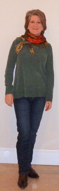 Casual Fashion For Women Over 50 | Comfy, Cozy, Casual kind of Day | Style Savvy DFW