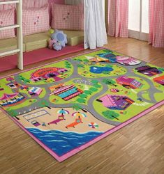 15 Compelling Playful Carpet Designs To Surprise Your Kids Ikea Childrens Rugs