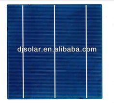 polycrystalline silicon solar cell price / solar cell 6*6 / single crystal silicon solar cells#solar cell price#Electrical Equipment & Supplies#solar#solar cell