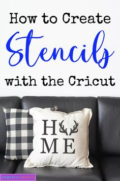 how to make a stencil with cricut, making stencil with cricut and contact paper, how to make reusable stencils with cricut maker how to make your own stencils in cricut design space Cricut Stencil Vinyl, Stencil Fabric, Stencil Diy, Stencil Painting, Stenciling, Adhesive Stencils, Custom Stencils, Silhouette Cameo, Dollar Tree Cricut