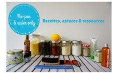 No-poo : recettes, astuces & ressources