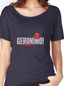 Doctor Who Geronimo! Baggyfit T-Shirt