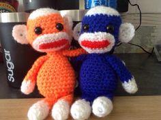 Crochet Monkeys