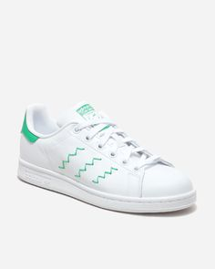 Naked - Supplying girls with sneakers - Adidas Stan Smith W Green | NAKED