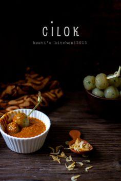HESTI'S   KITCHEN : yummy for your tummy: Cilok (Jawa Barat)