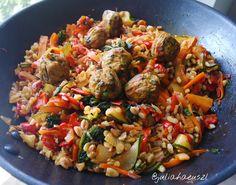 Kung Pao Chicken, Ethnic Recipes, Food, Vegane Rezepte, Essen, Meals, Yemek, Eten