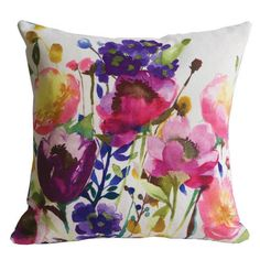 Bluebellgray - Poppy Cushion - 45x45cm.