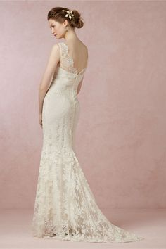 Marie Gown from BHLDN (no, not getting remarried, just so beautiful)