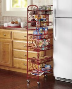 "Scroll ""Thinman"" Pantry from Ginny's ® 