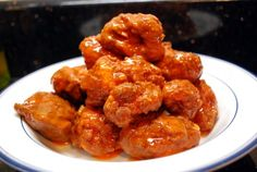 The other day I was cleaning the garage and found a deep fryer that Dana and I received as a wedding present. It was perfect timing, as the Big game is approaching and I received a question on how to make homemade boneless buffalo wings. I have made wings in the past, but never boneless …