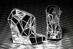 #Futuristic #Fashion #Shoes Andreia Chaves