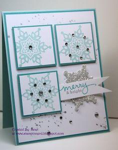 Snowflake and Glitz