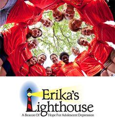 Erika's Lighthouse — Teens helping teens fight depression