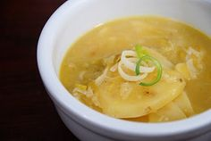 French Potato Leek Soup: a simple, quick French staple