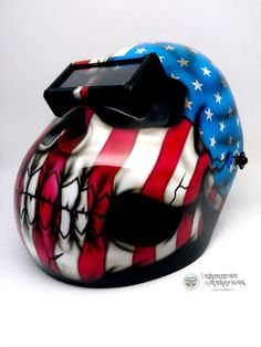 bd1e7244 69 Best Airbrushed Helmets images in 2019 | Hard hats, Helmets ...