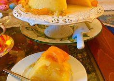 Χαλβάς χωρίς λάδι με γλυκό πορτοκάλι!!! συνταγή από Κλεοπάτρα Καραγιαννάκη - Cookpad Dairy, Cheese, Ethnic Recipes, Food, Meal, Essen