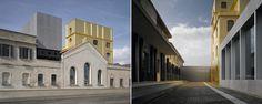 La Nueva Fondazione Prada Es el Museo de Arte Contemporáneo Italia ha merecido largo