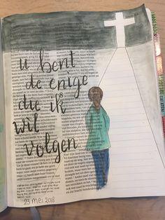 Lukas 8:1-3 #woordvrouw #31daysofbiblicalwomen #biblejournaling #bijbeljournalinggroep #schrijfbijbel #illustratedfaith #derwentinktensepencils #micron #fudenosuke