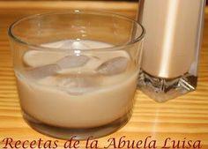 LICOR DE CREMA DE WHISKY : Recetas de la Abuela Luisa