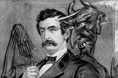 """John Wilkes Booth's final acting engagement was just a few days before the Gettysburg Address in 1863 with Lincoln in attendance.  Historian Harold Holzer quoted a theatre companion in his book after noticing Booth's villainous character seemed to be directing his lines at the president.  """"He almost seems to be reciting these lines to you,"""" to which Lincoln replied, """"He does talk very sharp at me, doesn't he."""