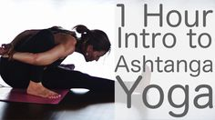 Ashtanga Yoga one hour intro class - Yoga with Lesley Fightmaster