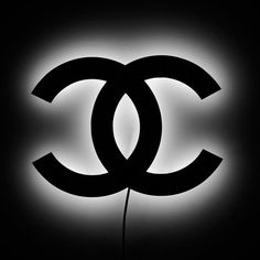 Chanel Logo Lamp  Chanel Logo Wall Light and Sign by HaloLights