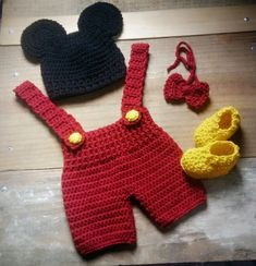 Crochet Baby Costumes, Knitted Baby Outfits, Crochet Baby Clothes, Newborn Crochet, Crochet For Boys, Cute Crochet, Easy Crochet, Knit Crochet, Arm Crocheting