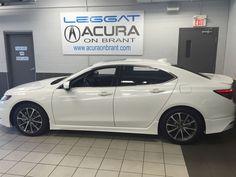 2015 Acura TLX SHAWD ELITE AEROKIT COMPANYCAR ONLY7000KMS