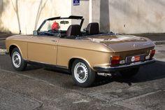 PEUGEOT 304 S Cabriolet | Voitures Vintage